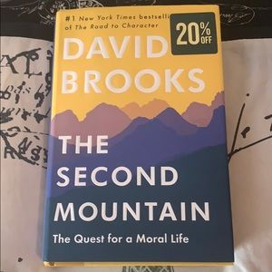 📚✨ The Second Mountain ⛰ 💖